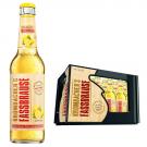 Krombacher´s Fassbrause Zitrone 24x0,33l Kasten Glas